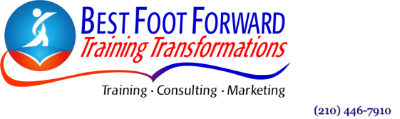 Best Foot Forward Training Transformations<br />Transformational leadership, diversity, and professional development services